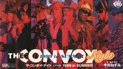 THE CONVOY Night 1999 in SUMMER(VHS)