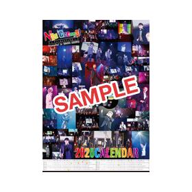 コンボイオフィシャルカレンダー『Nez Channel』