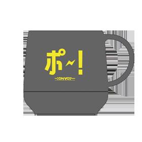 サーモマグカップ